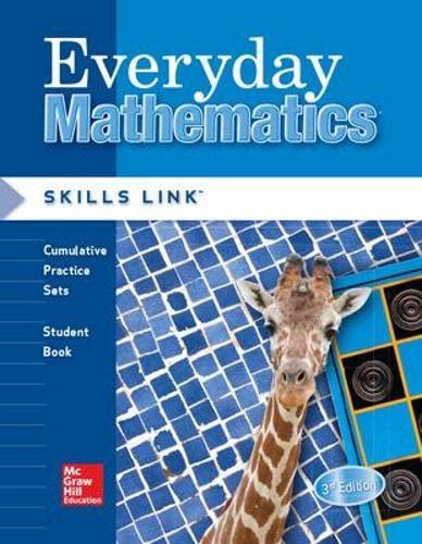 Everyday Mathematics Skills Links: Student Book, Level: UCSMP