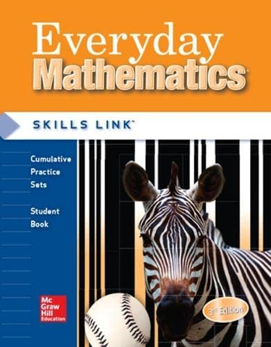 9780076225033: Everyday Mathematics, Grade 3, Skills Links Student Edition (EVERYDAY MATH SKILLS LINKS)