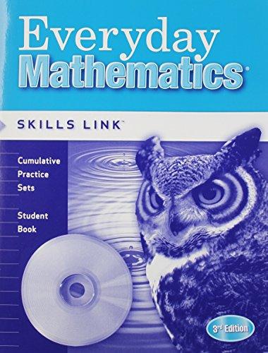9780076225057: Everyday Mathematics, Grade 5, Skills Links Student Edition (EVERYDAY MATH SKILLS LINKS)