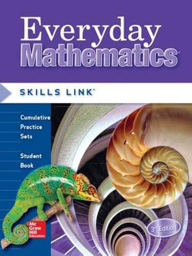 9780076225064: Everyday Mathematics, Grade 6, Skills Links Student Edition (EVERYDAY MATH SKILLS LINKS)