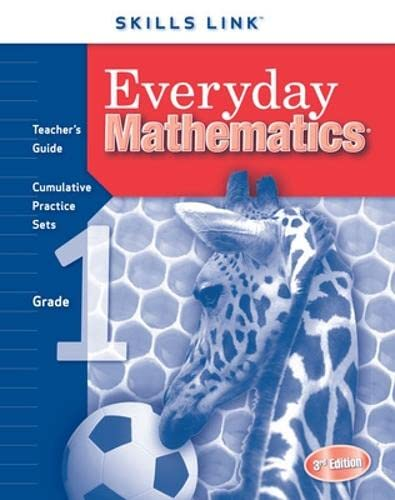 9780076225071: Everyday Mathematics, Grade 1, Skills Links (Everyday Math Skills Links)