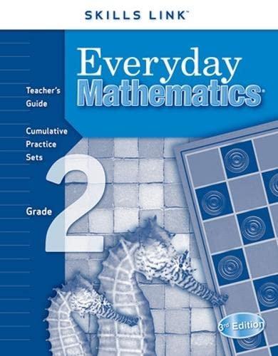 9780076225088: Everyday Mathematics, Grade 2, Skills Links Teacher Edition (EVERYDAY MATH SKILLS LINKS)