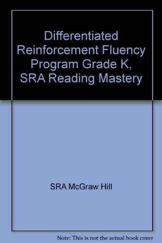 9780076234851: Reading Mastery Reading/Literature Strand Grade K, Fluency Reinforcement Program Guide (READING MASTERY LEVEL VI)