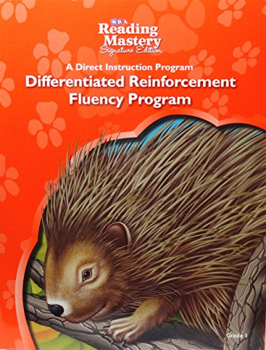9780076234868: Reading Mastery Reading/Literature Strand Grade 1, Fluency Reinforcement Program Guide (READING MASTERY LEVEL VI)