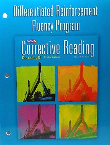 9780076235223: Corrective Reading Decoding Level B1, Fluency Program Guide (CORRECTIVE READING DECODING SERIES)