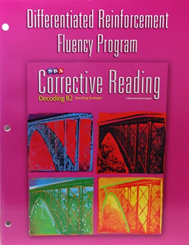 9780076235230: SRA Differentiated Reinforcement Fluency Program - Corrective Reading: Decoding B2 Decoding Strategies (Teacher's Guide)