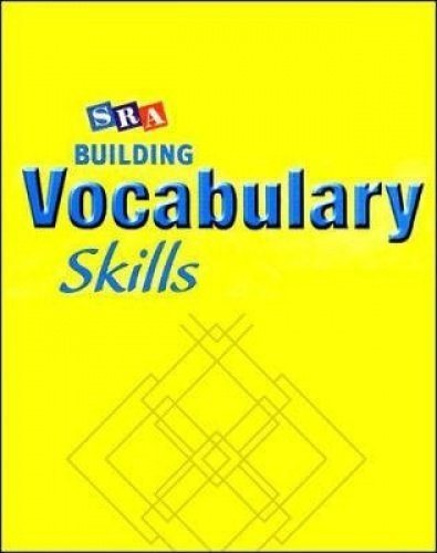 9780076235513: BUILDING VOCABULARY SKILLS STUDENT LV.K