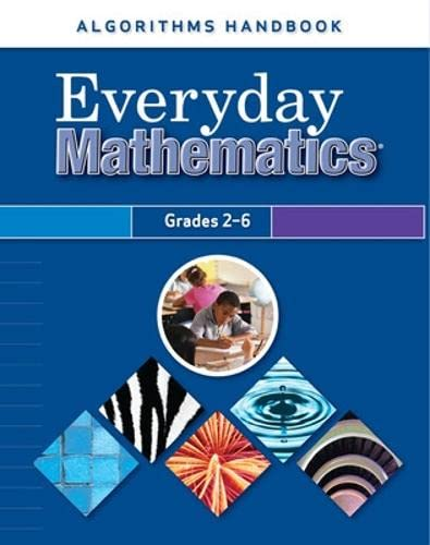 Grades 2-6: Algorithms Handbook: Wright Group/McGraw-Hill; et.al.