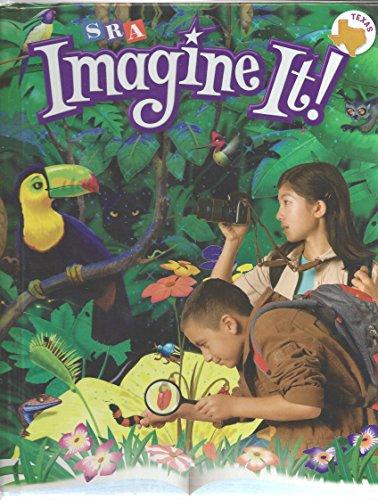 9780076549436: SRA Imagine It! Level 4 - Book 1 Texas Edition (Level 4 - Book1)