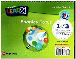 9780076563487: Wright Group Lead 21 Phonics Focus (Study Station Flip Chart)