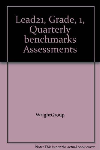 9780076564880: Lead21, Grade, 1, Quarterly benchmarks Assessments