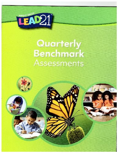 9780076565238: Wright Group Lead 21. Quarterly Benchmark Assessment