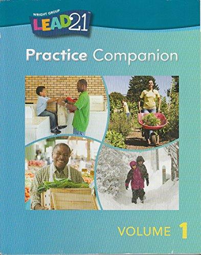 9780076565368: Lead 21; Practice Companion Volume 1
