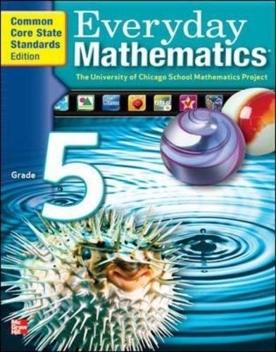 9780076574056: Everyday Mathematics, Grade 5, EM Games Classroom CD-ROM