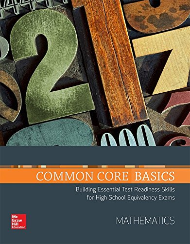 9780076575190: Common Core Basics, Mathematics Core Subject Module (BASICS & ACHIEVE)