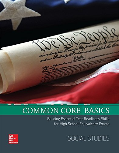 Common Core Basics, Social Studies Core Subject: Contemporary