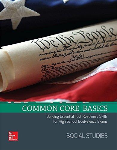 9780076575213: Common Core Basics, Social Studies Core Subject Module