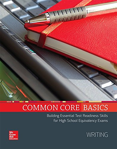 9780076575220: Common Core Basics, Writing Core Subject Module (BASICS & ACHIEVE)