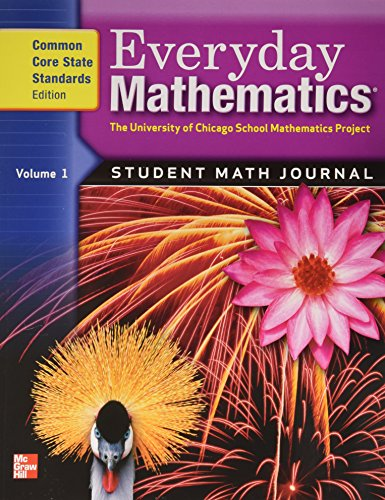 9780076576364: Everyday Mathematics: Student Reference Journal, Vol. 1