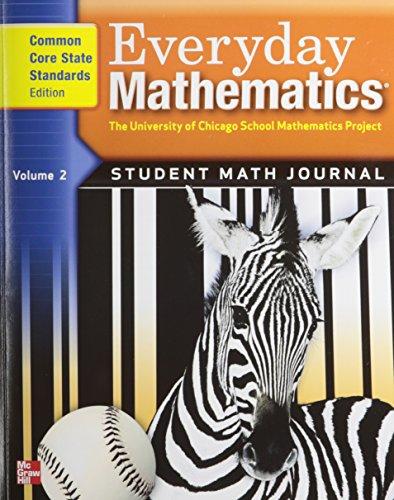 9780076576418: Everyday Mathematics Math Journal, Grade 3