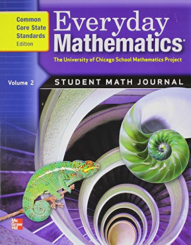 9780076576449: Everyday Math: Student Journal 2, Vol. 2