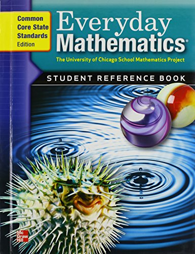 9780076576517: Everyday Mathematics, Grade 5, Student Reference Book