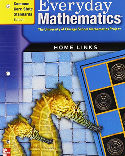 9780076576609: Everyday Math Home Links: Grade 2