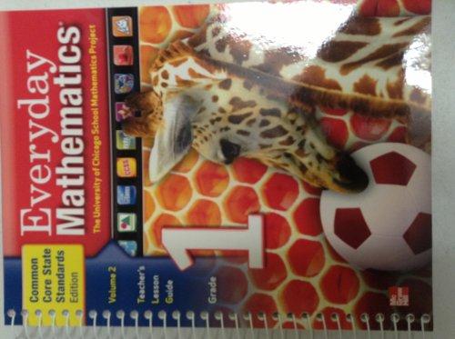 9780076576845: Everyday Mathematics Teacher's Lesson Guide Grade 1 Volume 2