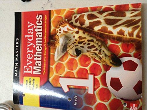 9780076576937: Everyday Mathematics Math Masters Grade 1