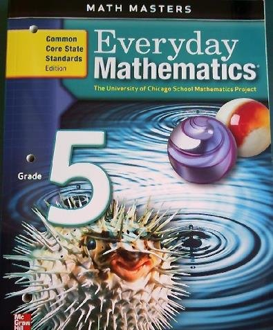 9780076576975: Everyday Mathematics, Grade 5, Math Masters (Common Core Edition)