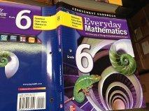 Everyday Math Assessment Handbook Grade 6 Common Core State Standards Edition: Bell