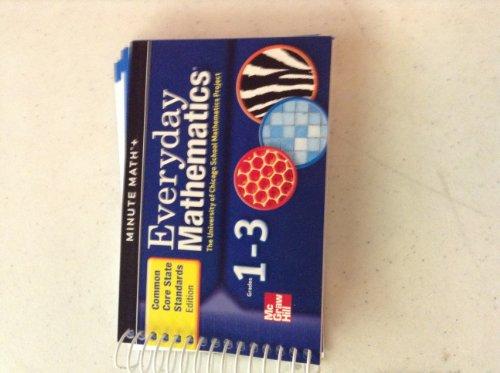 9780076577224: Everyday Mathematics Minute Math Grades 1-3