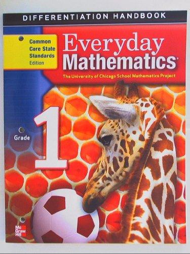 9780076577248: Everyday Mathematics, Grade 1, Differentiation Handbook
