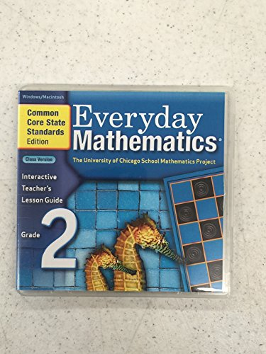 9780076577316: Everyday Mathematics Interactive Teacher's Lesson Guide Grade 2 Class Version