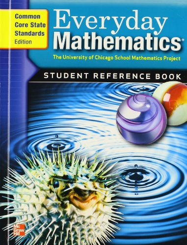 9780076577842: Everyday Mathematics: Student Materials set, Grade 5, Common Core State Standards Edition