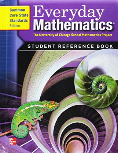 9780076577859: EVERYDAY MATH STUDENT MATERIALS SET GRAD