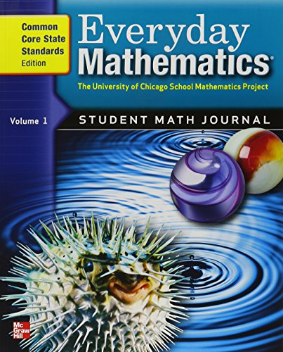 9780076577897: Everyday Mathematics: Student Math Journal : Common Core State Standards : Grade 5