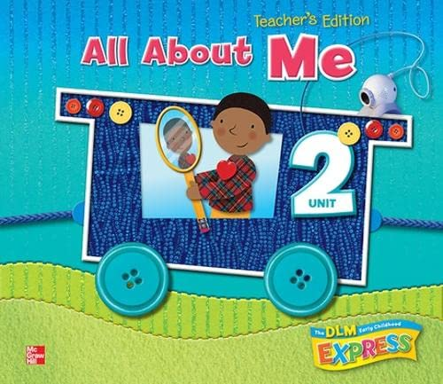 9780076580804: DLM Early Childhood Express, Unit 2 All About Me (Early Childhood Study)