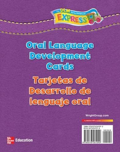 9780076581092: Oral Language Development Cards (Bilingual)