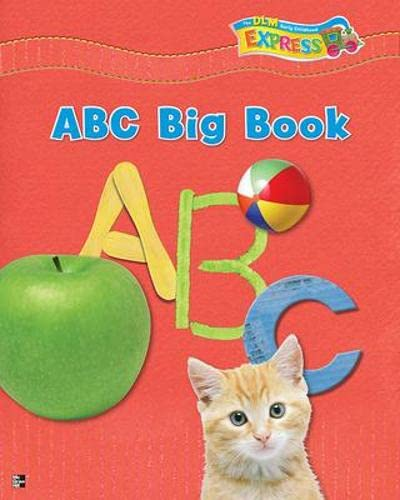 9780076581122: DLM Early Childhood Express, ABC Big Book English (EARLY CHILDHOOD STUDY)