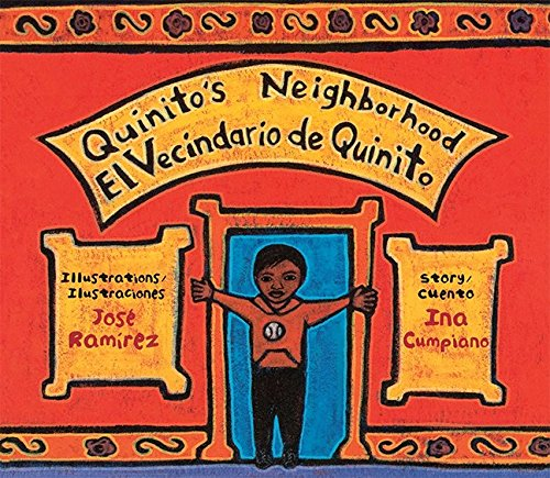9780076581795: Quinito's Neighborhood (Bilingual) Little Book (EARLY CHILDHOOD STUDY)