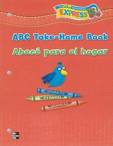 9780076581863: DLM Early Childhood Express, ABC Label Take Home Book (Early Childhood Study)