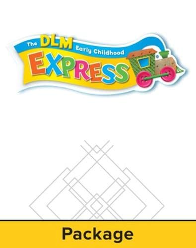 9780076582884: DLM Early Childhood Express, Big Book Package English (24 books) (EARLY CHILDHOOD STUDY)