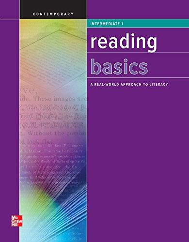 9780076583706: Reading Basics Intermediate 1, Workbook