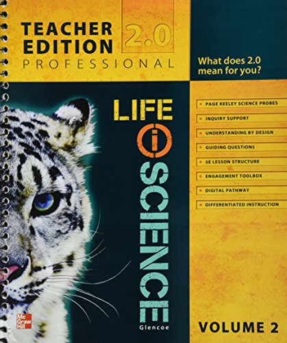 9780076588626: LIFE SCIENCE TEACHER EDITION PROFESSIONAL 2.0 VOLUME 2