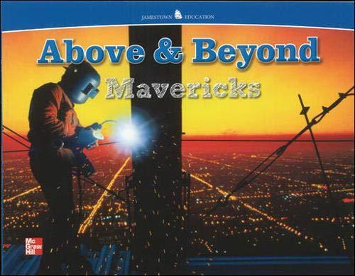 9780076590698: Above & Beyond (Mavericks)