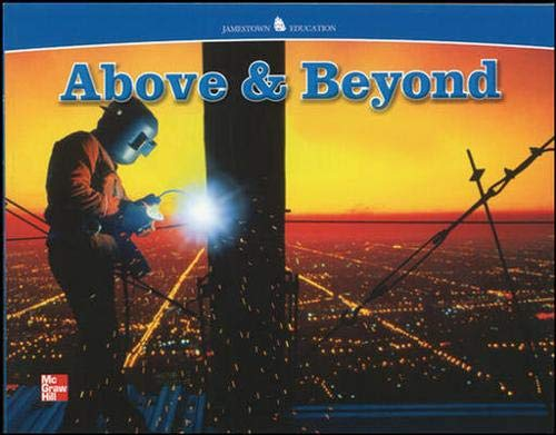 9780076590728: Above and Beyond, Visionaries (JT: NON-FICTION READING)