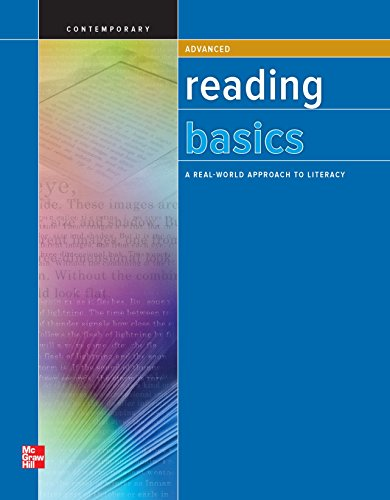 9780076590995: Reading Basics Advanced, Workbook