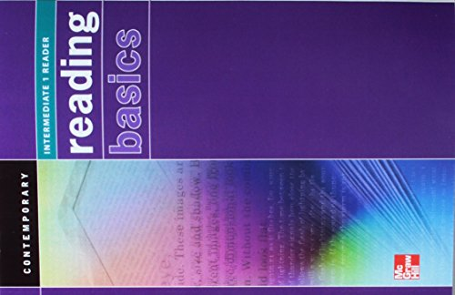 9780076591015: Reading Basics: Intermediate 1 Reader (Intermediate 1 Reader)