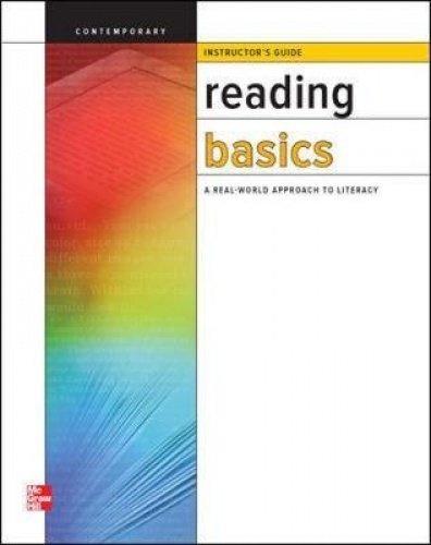 9780076591367: Reading Basics: Insturctor's Guide (Reading Basics)